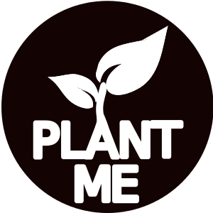 """Plant Me"" icon printed at the bottom of each egg's cup"